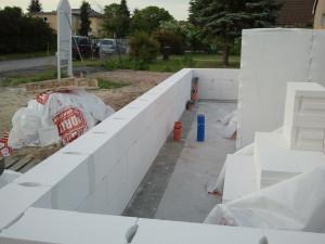 Grundmauern Nahansicht (Bild)