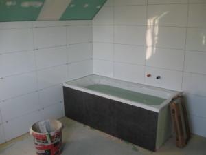 Fliesen Badewanne (Bild)