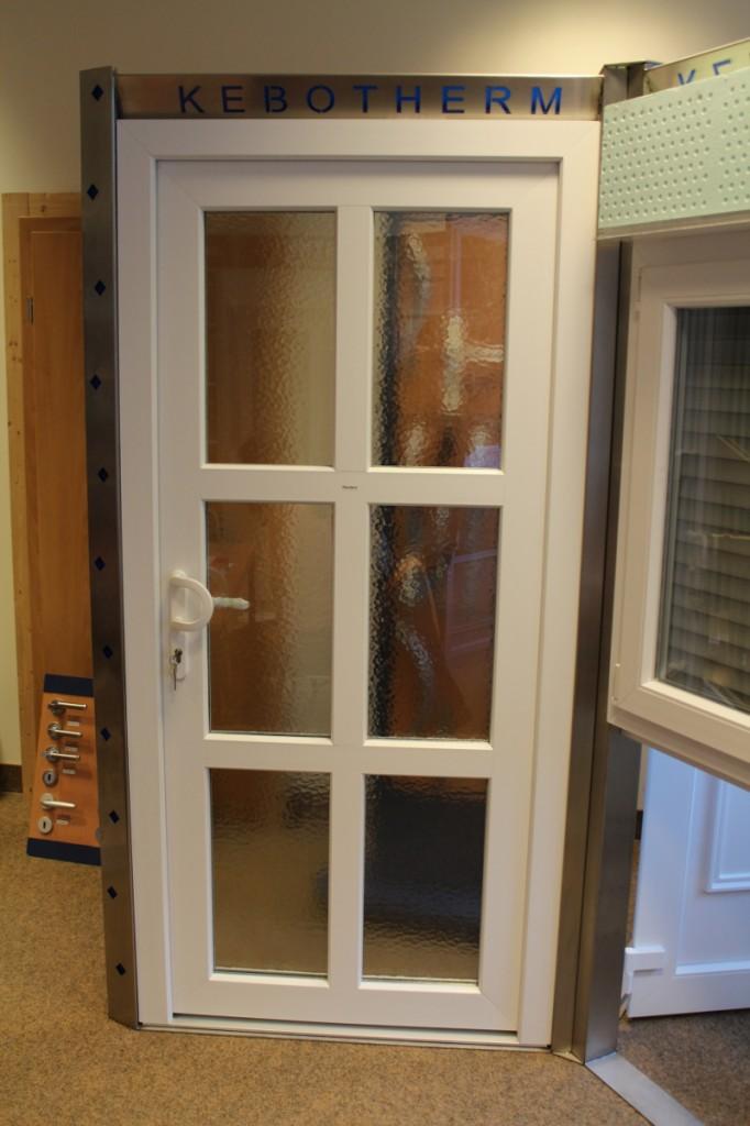 Die Eingangstür (Bild)