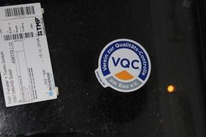 VQC - Verein für Qualitäts-Controlle am Bau e.V. (Bild)