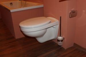 Hänge-WC (Bild)