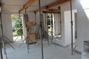 Küche und Wohnzimmer Bodensee 129 (Bild)